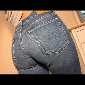 sweet straight jeans